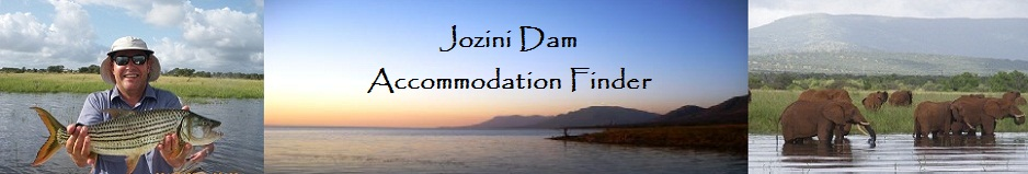 Jozini Dam Accommodation information and reservations
